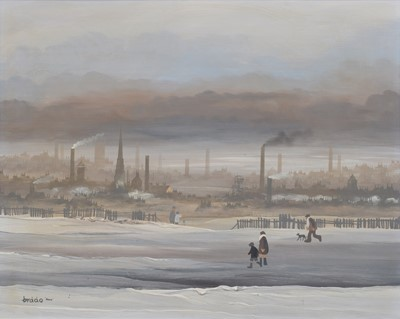Lot 52-Brian Shields (Braaq) (British 1951-1997)
