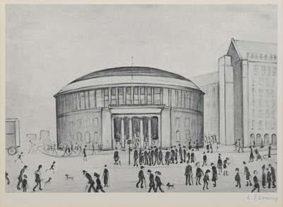 Lot 104 - After L.S. Lowry R.A. (British 1887-1976)
