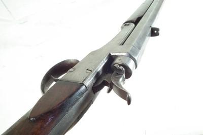 Lot 50-Needle fire .400 calibre rifle