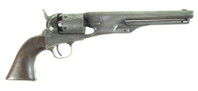 Lot 6-Colt .36 percussion navy revolver