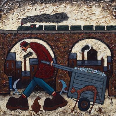 Lot 51 - Albert Barlow (British 1944-)