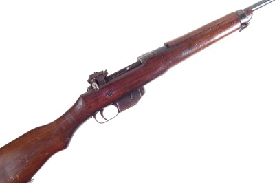 Lot Deactivated Ross .303 straight-pull rifle.