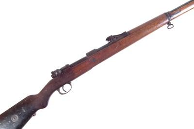 Lot 71 - Mauser G98 7.92 bolt action rifle