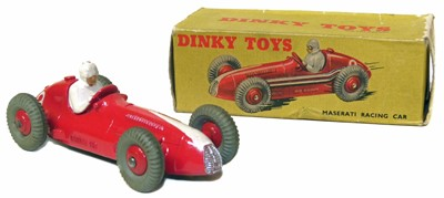 Lot 10-Boxed Dinky Toy
