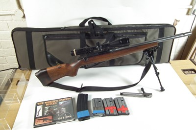 Lot 65 - BMS CAM .223 rifle, serial number 11