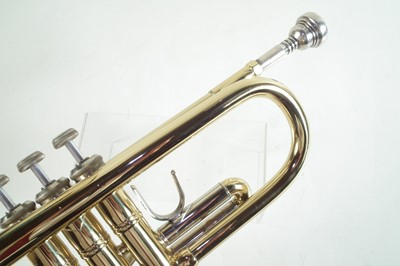 Lot 31 - Bach Stradivarius 37 trumpet, with case