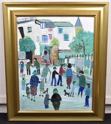Lot 2-Fred Yates (British 1922-2008)