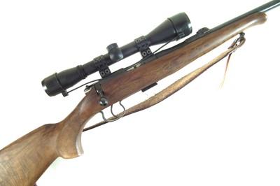 Lot 44-Brno .22lr bolt action rifle