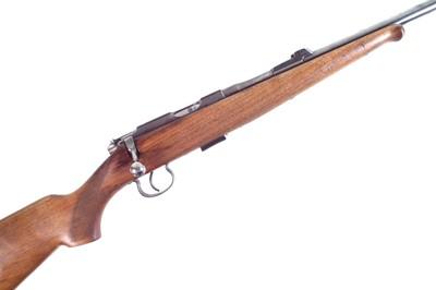 Lot 46-Brno .22lr bolt action rifle