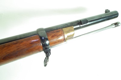 Lot 47-Parker Hale .577 two band Volunteer carbine