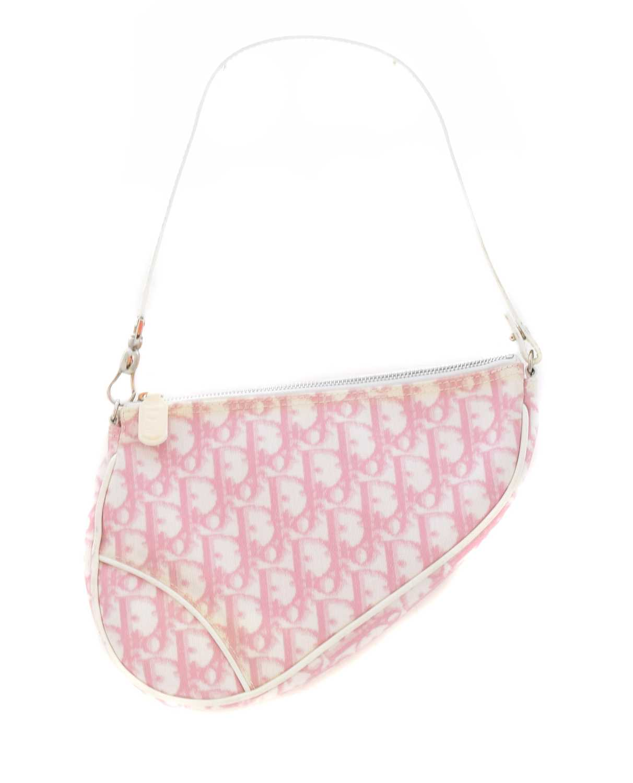 Lot 14-A Dior Saddle Pouch Handbag