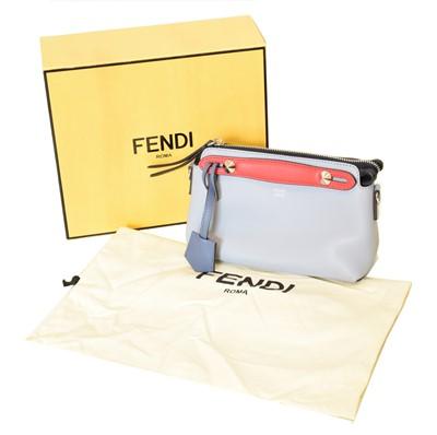 Lot 68 - A Fendi By the Way Boston Handbag