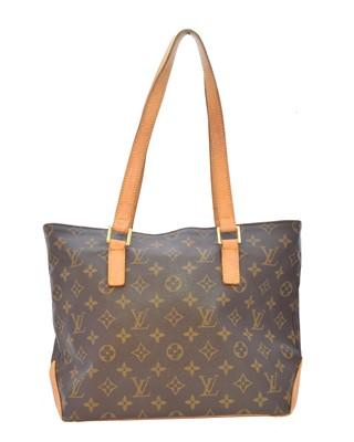 Lot 60 - A Louis Vuitton Monogram Cabas Piano handbag