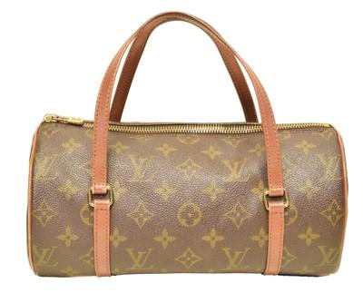 Lot 39-A Louis Vuitton Monogram Papillon 26 handbag
