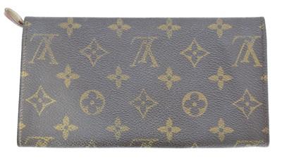 Lot 37-A Louis Vuitton Vintage Long Wallet