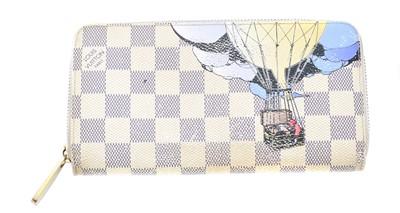Lot 112 - A Louis Vuitton Zippy Wallet, Limited Edition