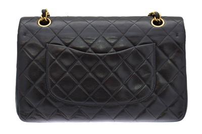 Lot 82 - A Chanel Classic Double Flap Handbag