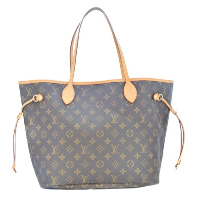 Lot 53 - A Louis Vuitton Monogram Neverfull MM handbag