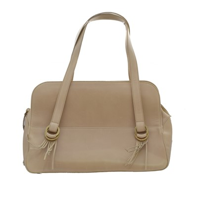 Lot -A Jimmy Choo tassel handbag
