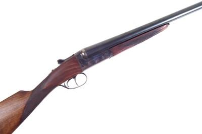 Lot 99 - AYA 12 bore side by side shotgun serial number 529886