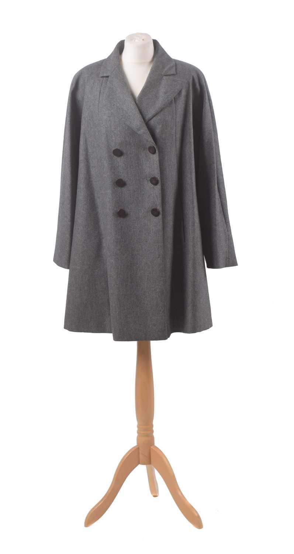 Lot 117 - A coat by Fendi