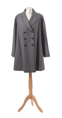 Lot 117 - A coat by Fendi