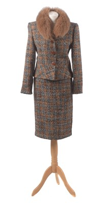 Lot 24 - A wool suit by Alain Chabason