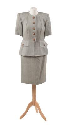 Lot 66 - A two piece suit by Pierre Balmain