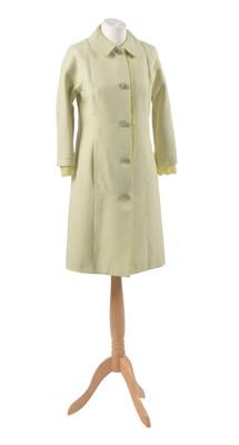 Lot 76 - A coat by Dolce & Gabbana