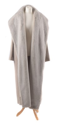 Lot 8 - A wool coat by Nicole Farhi