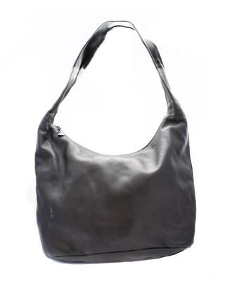 Lot 32-An Emporio Armani hobo bag