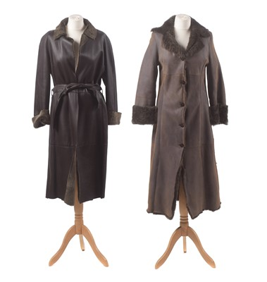 Lot 34 - Two coats by Mulberry