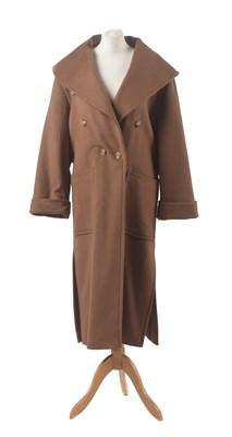 Lot A wool coat by Guy Laroche
