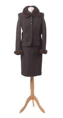 Lot 128 - A suit by Escada