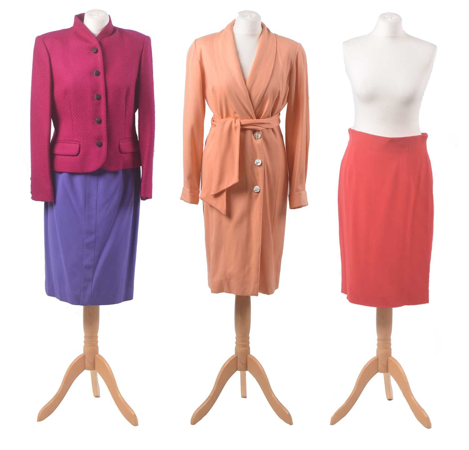 Lot 26 - A selection of clothing by Caroline Charles