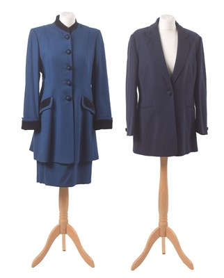 Lot 29-A selection of clothing by Caroline Charles