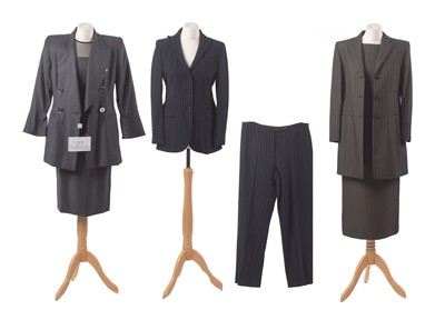 Lot 119 - Three designer suits