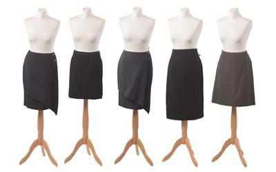 Lot 93 - Five designer skirts