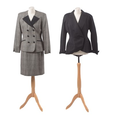 Lot 15-A selection of clothing by Christian Dior