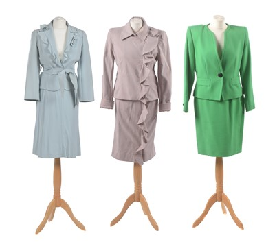 Lot 85 - A selection of designer clothing