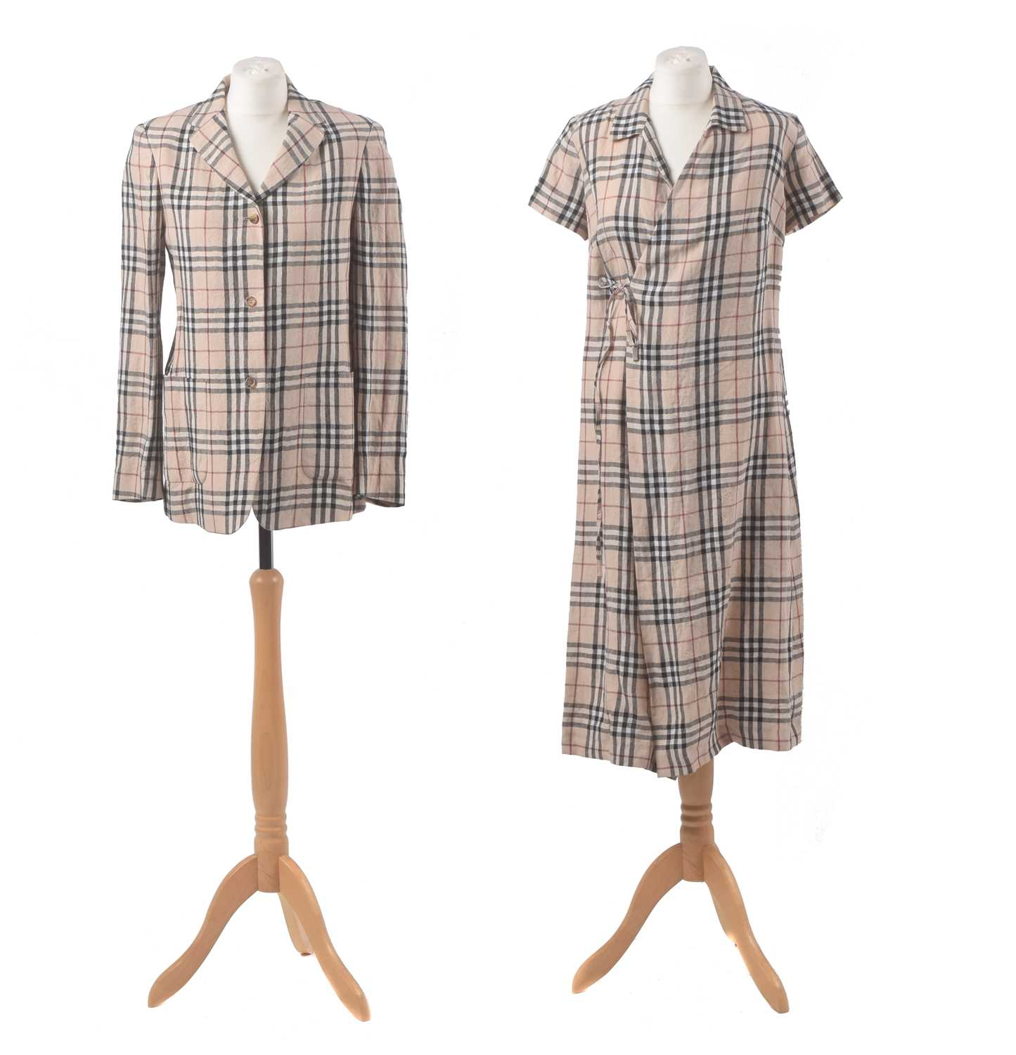 Lot 43 - A selection of clothing by Burberry