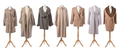 Lot 11 - A selection of designer coats