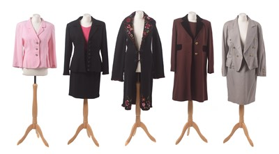 Lot 35-A selection of designer clothing