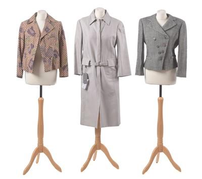 Lot 64 - Three designer jackets