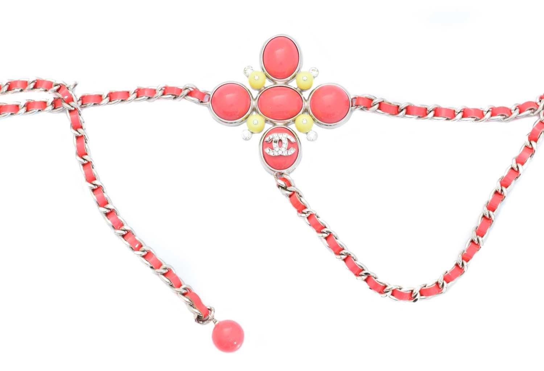 Lot 10-A Chanel belt