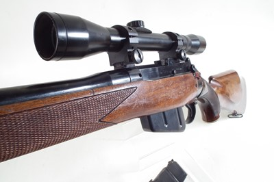 Lot -Collins Brothers .303 bolt action Lee Enfield Sporting rifle