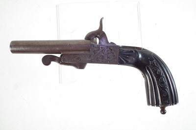 Lot 27-Bertonnet Calle San Martin Buenos Ayres pinfire pistol