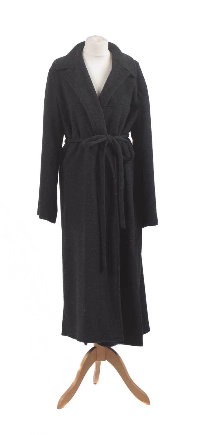 Lot 126-A wool coat by Emporio Armani