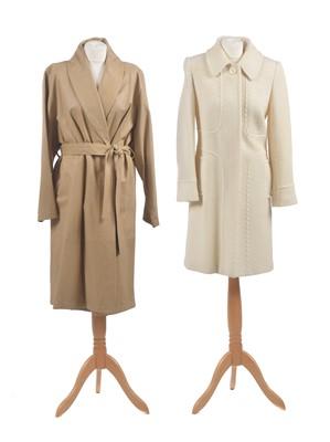 Lot 42-Two coats by Jasper Conran