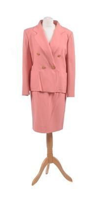 Lot -A two-piece suit by Christian Lacroix